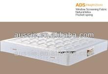 Massage Natural Latex quilting mattress