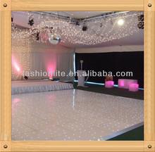 LED wedding dance floor/led stage floor/led star light dance floor