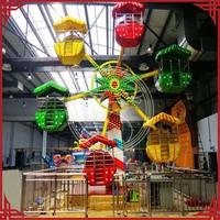 [ Shenlong ] Amusement Park Rides Electric Sightseeing Vehicle