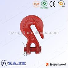 Small metal hooks/metal swing hook/metal eye hook