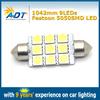 Hot deals Festoon led 1042mm led lights auto car accessories