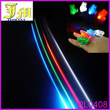 One Bag For Party/Decoration LED Laser Finger Gadget Beams Glow Light Ring Torch China