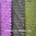 El teñido 56 100% pulgadas de papel de tejido trenzado de tela de rafia