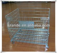 1000x800x840Hmm galvanized steel wire mesh cage