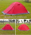 Haute qualité tente de randonnée/double couche tente d'alpinisme