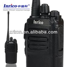 Inrico IP3188 - full duplex cheap vhf uhf bluetooth headset two way radio