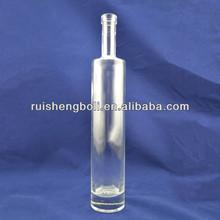 Customizable Round Glass Bottles