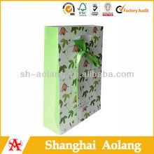fancy paper gift handbag,paper bag making machine price