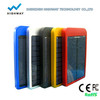 High efficiency solar chargers for car battery 2600mah