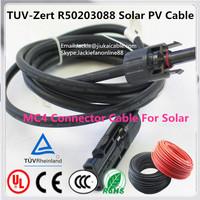 2014 Australia/Japan Hot-Selling solar cable 2x2.5mm2 solar generator 5000 watt