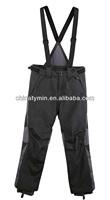 Man's new style overall waterproof innovative mountaineering ski snowboard pants