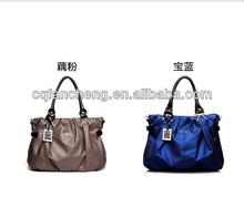 brand women fashion PU tote bag 2014 hot sale , Ladies shoulder bag, women crossbody bag