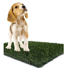 Artificial Grass Turf Puppy Potty Pet Mats Synthetic grass turf with happy price