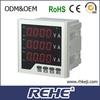 sell digital ammeter and voltmeter combination meter multi-functions meter