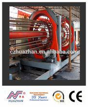 Roll welding machine for steel bar skeleton of reinforced concrete pipe