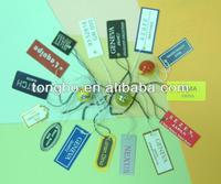 Fashion Design Factory Direct Colorful Various Sizes Garment Care Label Paper