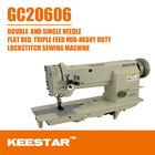 Keestar 20606 heavy duty high speed leather bag sewing machine