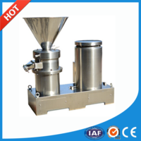 Longlife Newest Designed minced garlic/Tahini Sauce/Peanut Butter Making Machine with good feedback and best price