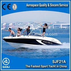 SANJ sport fishing boat manufacturers for sport yacht