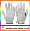 cabretta leather golf glove/custom made golf gloves/discount golf gloves