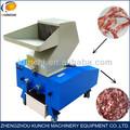 Chinês competitivo peixe/ovinos/frango/animal/avesdecapoeira bone máquina de esmagamento/osso congelado triturador com preço razoável