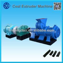 large capacity coal rod making machine in China