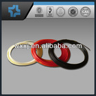 Natural Color Pressed PTFE Tube