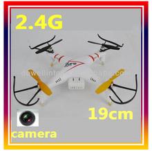 rc quadcopter, 2.4G rc quadcopter model with camera.