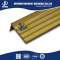 Bronze stair lacete/decorativos stair nariz da escada para bordas de proteção( mssnb)