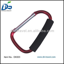 big Carabiner with EVA handle DK003