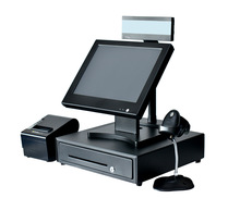 15inch cashier machine for Hospitality,Inventory,Clothing Store,Liquor Store