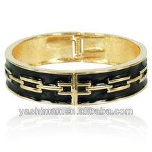 Fashion magnetic chain printed bracelet latest bracelet designs