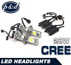 H7 LED headlight conversion kit