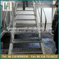 chaud plongé galvanisé structure en acier des escaliers