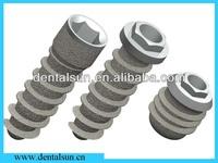 Korea Orthopedics trauma implant/Dental Implants Kit/DIO Oral Implants