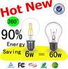 High Lumen Filament LED Filament Bulb 2W,4W,6W,8W USD1.20
