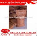 La mezcla de concreto de paja de celulosa alcalina ligno sulfonato en polvo utilizada en la construcción/de cerámica/zonas refractario