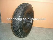 small air rubber wheelbarrow tyre