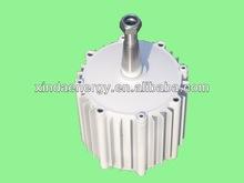 200w vertical motor de ímã permanente gerador de baixa rpm pmg