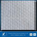 viscosa poliestere cotone pp spunbond spunlace es legame termico aria calda attraverso rotoli di tessuto non tessuto per salviette pannolini sanitari