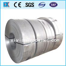 quente mergulhado revestimento de zinco de aço galvanizado bobinas de fenda