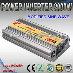 2000 Watt Power Inverter Home/ Car Use