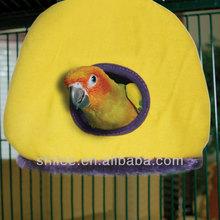 2015 Factory plush bird house bird cage