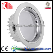 smd 5630 cool white led downlight ce rohs approved