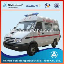 IVECO 4x2 Ambulance Mobile Medical Vehicle