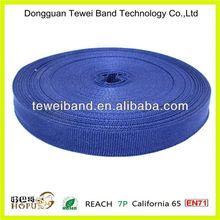 Twill elastic webbing,dark red elastic webbing,white elastic webbing for medical
