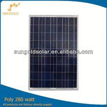Direct factory sale solar panel mechanism
