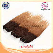 Trending hot products 2014 hair,ombre peruvian hair weaves