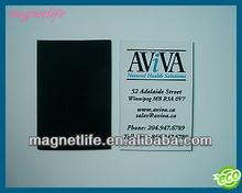 custom square rectangle fridge magnet
