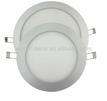 Cheappest!! 220v led panel light / high brightness led panel lighting / round led panel